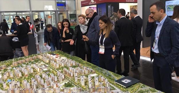 Evim Türkiye Gayrimenkul ve Yatırım Fuarının ikincisi için düğmeye basıldı!