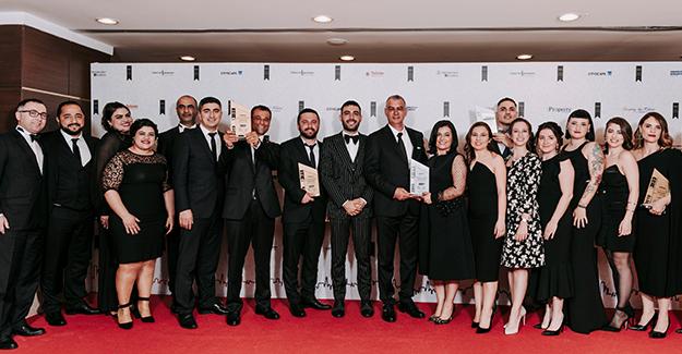 Property NC Awards'tan Kıbrıs Town Houses'a 11 ödül geldi!