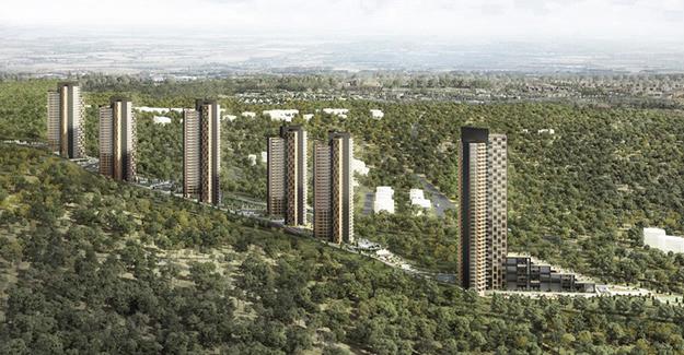 Genç Marina Yapı'dan Çankaya'ya yeni proje; Park Joven Bilkent