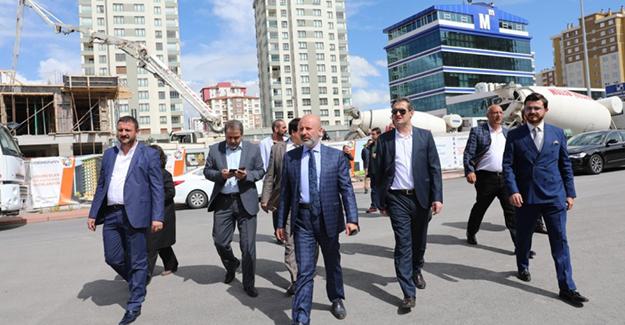 Kocasinan Uğurevler kentsel dönüşüm projesi çalışmaları hızla devam ediyor!
