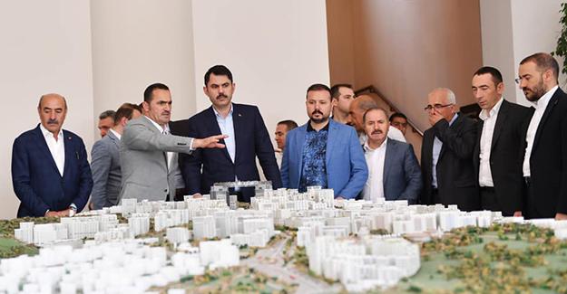 8 bin 300 binayı kapsayacak olan Okmeydanı kentsel dönüşüm projesi başlıyor!