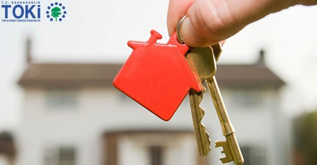 Bolu Mudurnu Taşkesti TOKİ evlerinde başvurular 21 Haziran'da sona erecek!