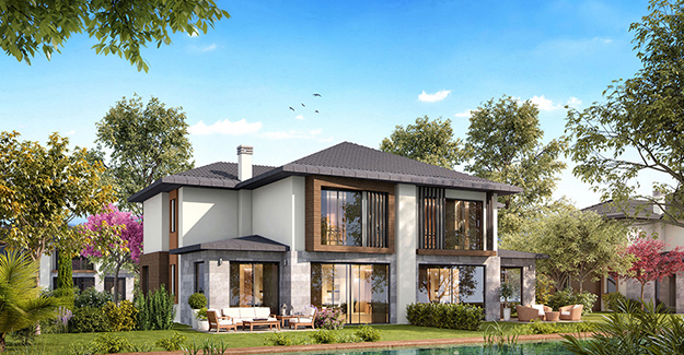 Dekar Kıyıbahçe Evleri satılık!