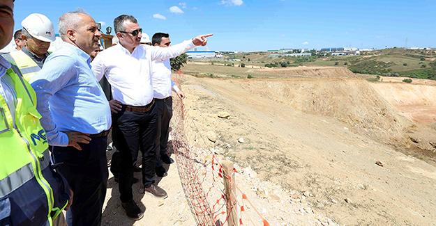 Gebze Darıca metro inşaatı çalışmaları devam ediyor!