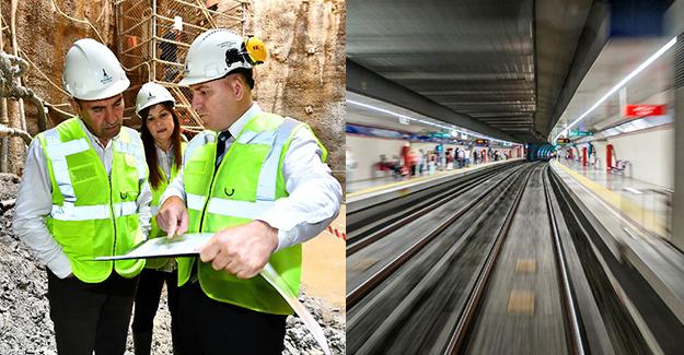 İzmir'e yeni metro hattı geliyor!