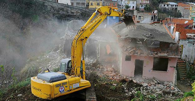 Kentsel dönüşüm projeleri yeni yönetmelik ile yarım kalmayacak!