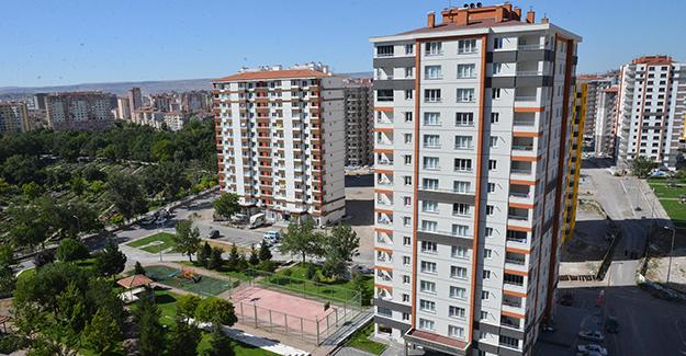 Anbar Mahallesi kentsel dönüşüm projesinde 87 daire hak sahiplerine teslim edilecek!