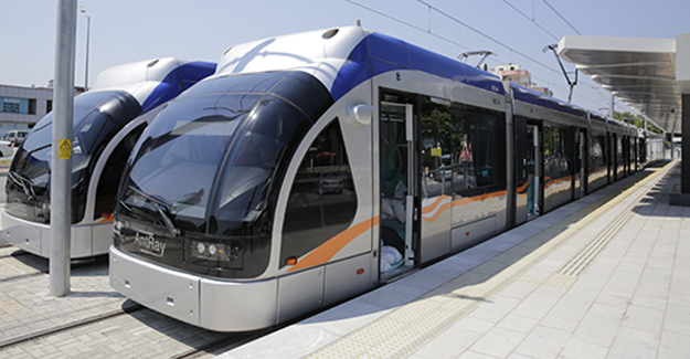 Antalya 3. etap Raylı Sistem Varsak-Otogar hattında Ağustos'ta yolcu taşınacak!