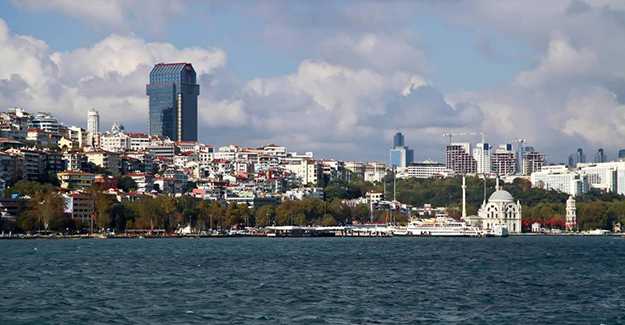 Beşiktaş deprem toplanma alanları!