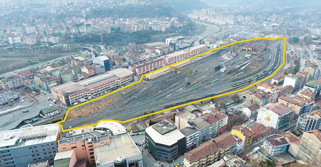 Karabük TCDD kentsel dönüşüm projesi!