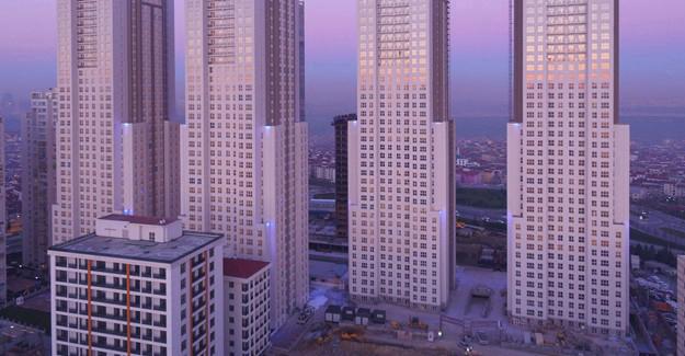 Özyurtlar Nlogo İstanbul projesi satış ofisi!