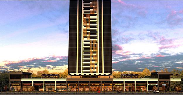 Bellis Kule Ankara satılık!
