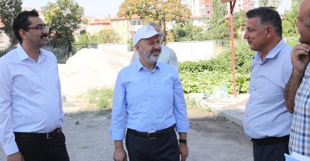 'Kayseri Uğurevler kentsel dönüşüm projesi ile bölgenin çehresi değişecek'!