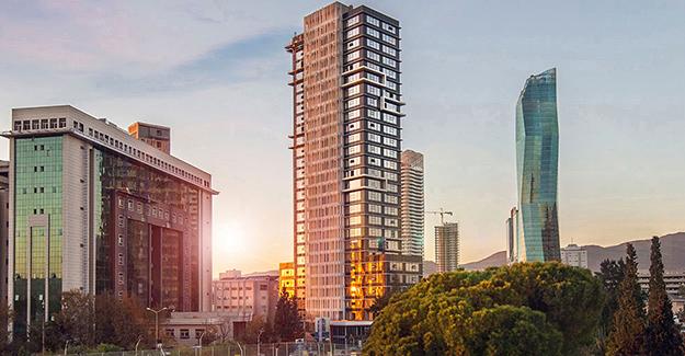 Ater Tower İzmir iletişim!