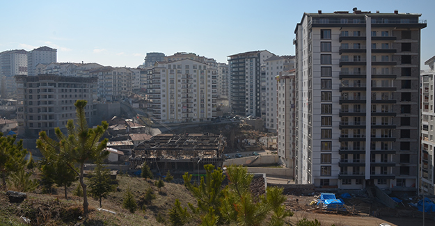 'Riskli olan bölgelerde kentsel dönüşüm projeleri biran önce tamamlanmalı'!