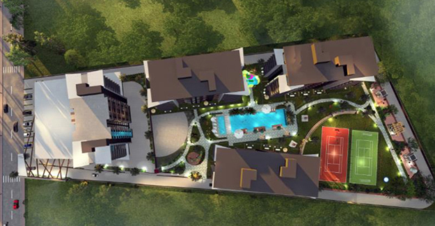 Akasya Port evleri satılık!