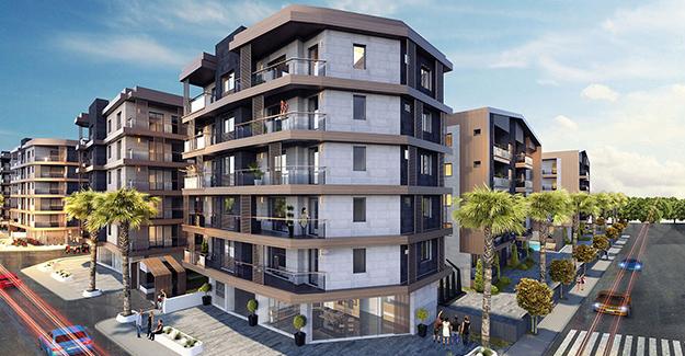 Bahçeşehir Platinum evleri satılık!
