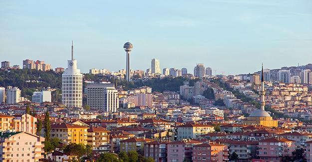 Deprem toplanma alanları Ankara!