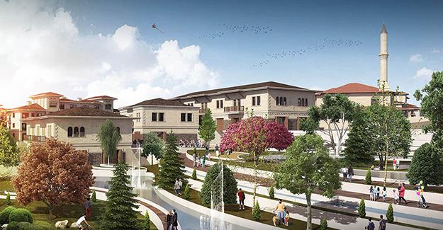 Gaziantep Kuzey Şehir TOKİ 6. etapta 727 konutun ihalesi yapıldı!