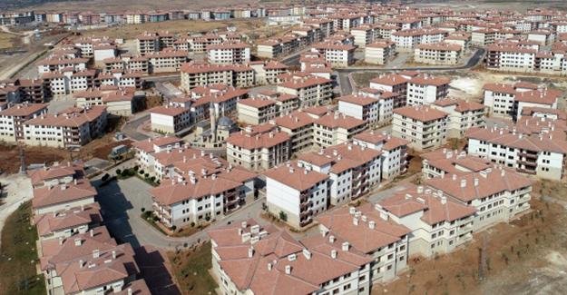Gaziantep Kuzey Şehir TOKİ'de konutlar 7 Ekim'de hak sahiplerine teslim edilecek!