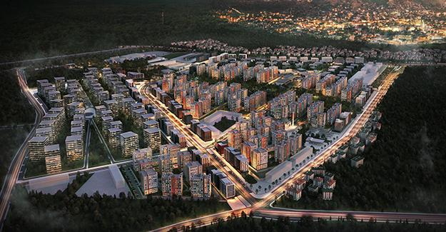 Sur Yapı Antalya Evleri satış ofisi!