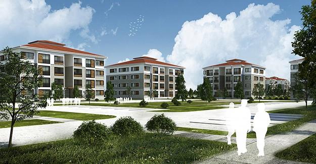 TOKİ'den Silivri'ye toplam bin 814 konutluk 3 yeni proje!