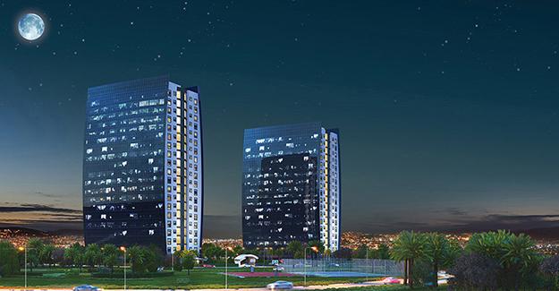 Aypark Residence İzmir konum!