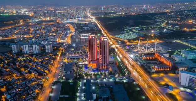 Mahall Ankara evleri harita!