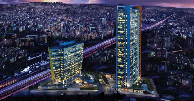 Mai Residence İstanbul satılık!