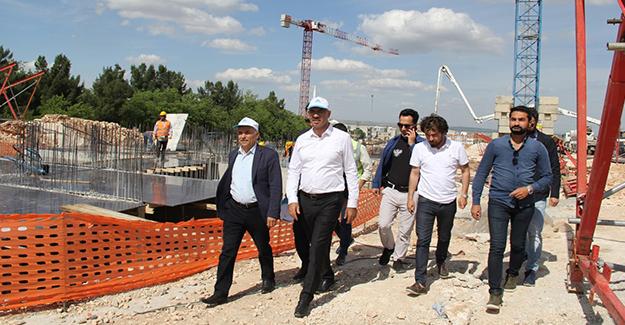Eyyübiye'de kentsel dönüşüm çalışmaları devam ediyor!
