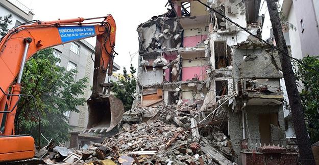 Avcılar'da son 1 yılda 122 bina kentsel dönüşüm kapsamında yıkıldı!