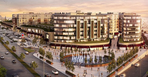 Meydan Ardıçlı inşaat seyri Temmuz 2020!