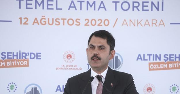 Ankara Cinderesi kentsel dönüşüm projesinin temeli atıldı!