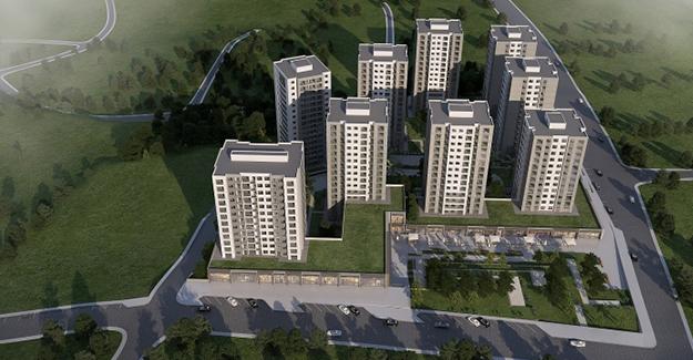Bahçeşehir'e yeni proje; Yuvam Bahçeşehir Evleri