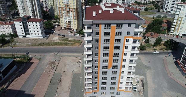 Kocasinan Uğurevler kentsel dönüşüm projesinde 20 adet daire yarın satışa çıkıyor!