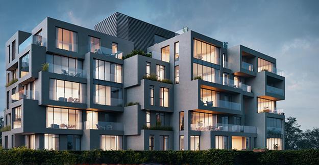 Verra Suites evleri satılık!