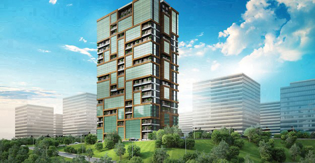 Alya Life Residence Fikirtepe satılık!