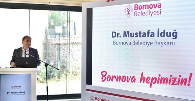 Bornova'da Çamdibi - Altındağ bölgesine kentsel dönüşüm için düğmeye basıldı!