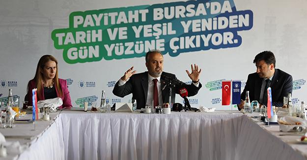 'Bursa'da riskli konut stoğunun yüzde 30'unu yeniliyoruz'!