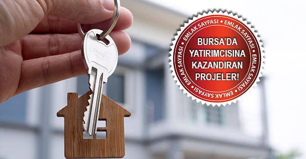 Bursa'da Bu Projelere Yatırım Yapanlar Kazandı!