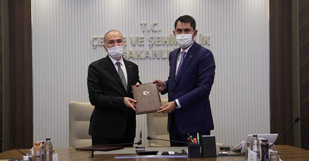 Düzce Modern Sanayi Sitesi'nin yapımı için protokol imzalandı!