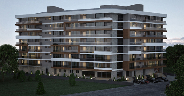 Ege Nova Suite evleri satılık!