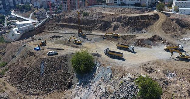 Gaziosmanpaşa Bağlarbaşı kentsel dönüşüm 2. etap inşaat çalışmaları başladı!