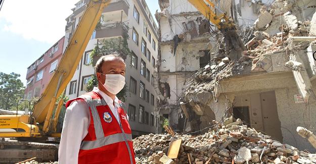 İstanbul Avcılar'da 1000 riskli bina kentsel dönüşüme girdi!
