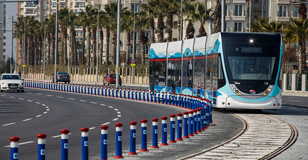 İzmir Çiğli Tramvay ihalesi 20 Ekim 2020'de yapılacak!