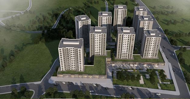 Yuvam Bahçeşehir projesi satış ofisi!