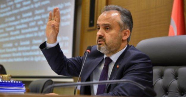 Bursa'da kentsel dönüşüm durduruldu mu ?