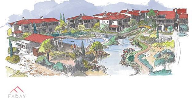 Fabay Kızılada Evleri Fethiye satılık!
