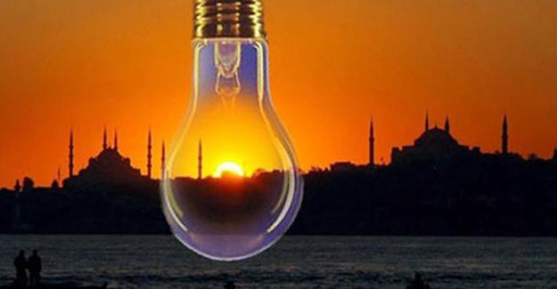 İstanbul elektrik kesintisi 13 Ekim 2020!