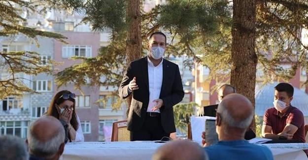 'Kale ve Çevresi kentsel yenileme projesi Niğde için tarihi bir fırsat'!